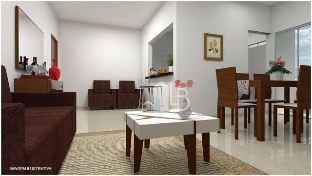 Apartamento à venda, 60 m² por R$ 267.000,00 - Santa Mônica - Uberlândia/MG - Foto 2
