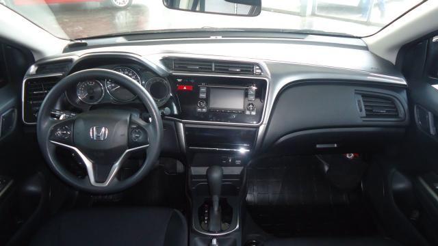 CITY 2015/2015 1.5 EX 16V FLEX 4P AUTOMÁTICO - Foto 4
