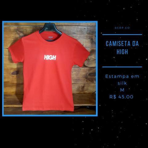 Camisa da thrasher e high