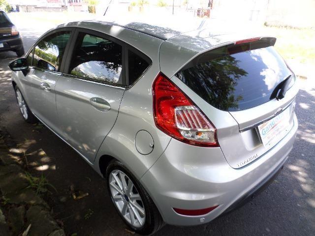 New Fiesta Hatch Titanium 1.6 Flex AT - Foto 5