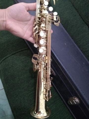 Sax soprano Eagle 0311 - Aceito cartão - Foto 4