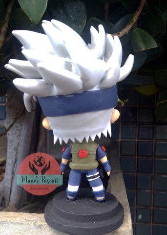 Kakashi do Naruto - Funko Pop Estilizado - Foto 4