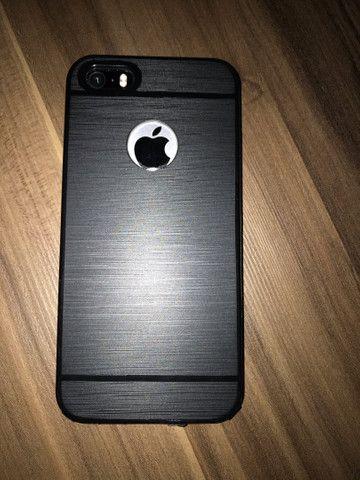 iPhone SE 16 Gb Prata - Foto 2