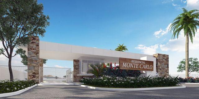Lotes no Condomínio Monte Carlo - Pronto p/ construir - Foto 5