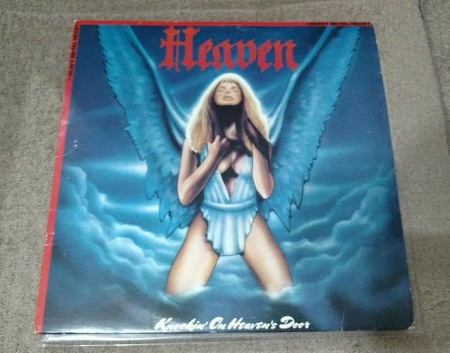Lp do Heaven - Knockin' On Heaven's Door