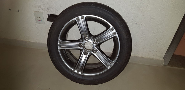 Roda + Pneu BMW - Foto 6