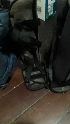 Vendo o par de botas ortapédica G vai ate o numero 43 super nova  - Foto 5