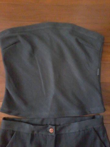 Conj.social Mofficer calça e top - Foto 2