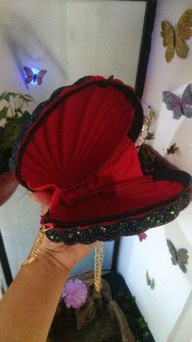 Bolsa concha glamour  - Foto 6