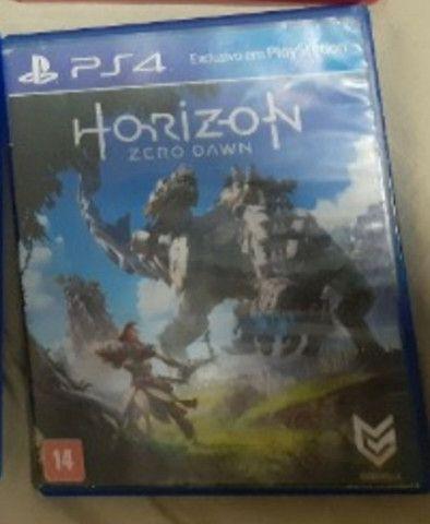 Jogos de PS4 Playstation 4 Semi Novos - Zona Norte - Foto 5