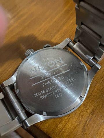 Relógio Nixon Simplify 51-30 ORIGINAL - Foto 4