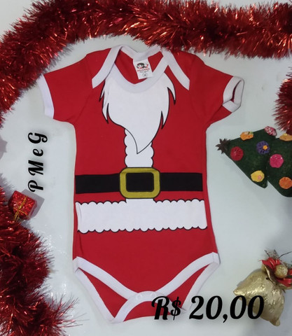Body Natal e ano novo