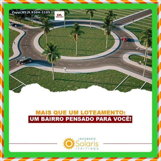 Loteamento Solaris Gererau em Itaitinga - Garanta já o seu @!#$ - Foto 10