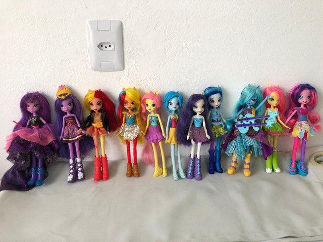 Coleção Boneca Equestria Girls