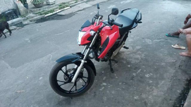 Vendo Titan Honda moto  - Foto 3