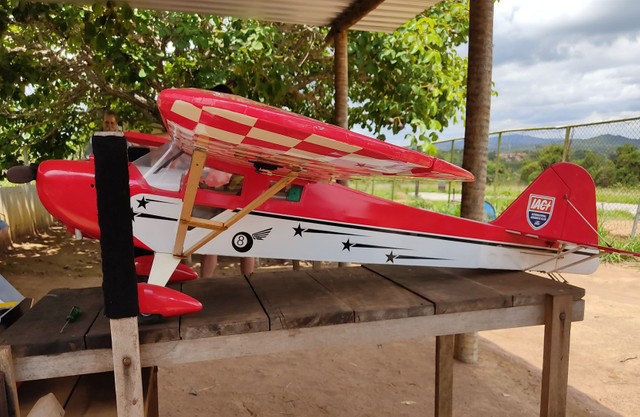 Aeromodelo Taylor craft para dle 30 - Foto 2