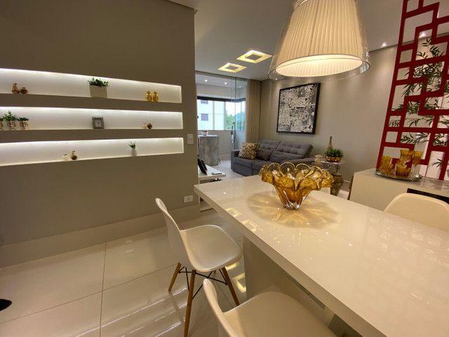 Belíssimo apartamento todo reformado 3 quartos sendo 1 suíte Nova Suíça Ed. Navegantes - Foto 11