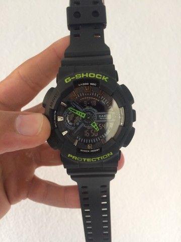Relógio Casio G-Shock GA-110 A prova d?água  - Foto 5