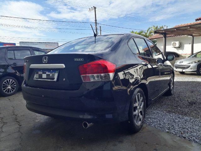 Honda City EX 1.5 automático Impecável - 2012 - Foto 4
