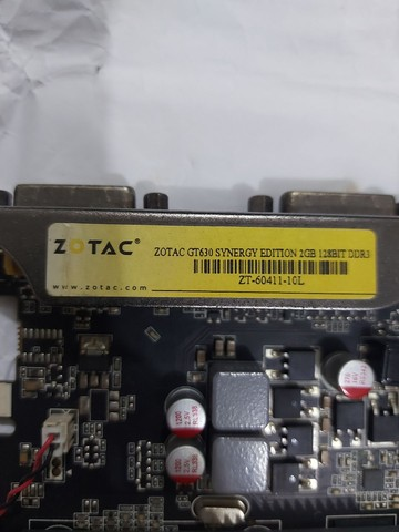 SOMENTE HOJE PROMOÇÃO placa de video GT630 2gb 128bit