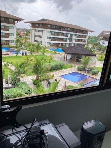 JAL * Cupe Beach Living 2 quartos mobiliado frente Piscina - Foto 13