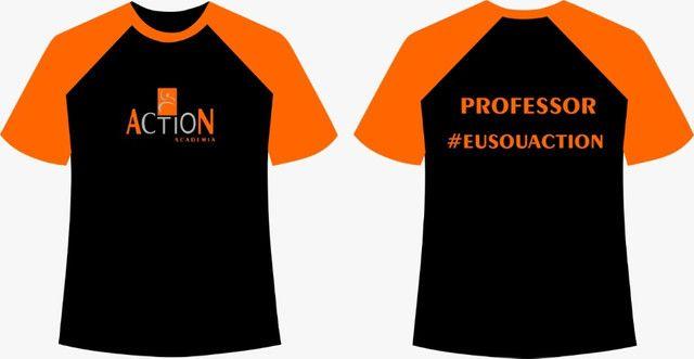 Uniformes e camisetas