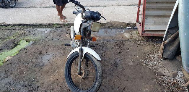 HONDA/CG 125 CARGO 98 com Recibo - Foto 2