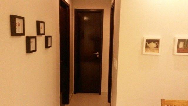 RB 075 Porteira Fechada -2 quartos 1 suite 55m² -Totalmente Mobiliado -Conselheiro Aguia - Foto 3