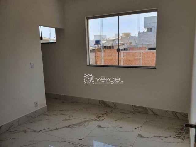 Casa com 3 dormitórios à venda, 146 m² por R$ 750.000,00 - Condomínio Trilhas Do Sol - Lag - Foto 10