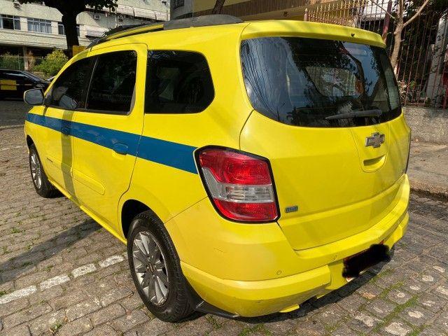Spin taxi 14/15 automática com tudo. - Foto 3