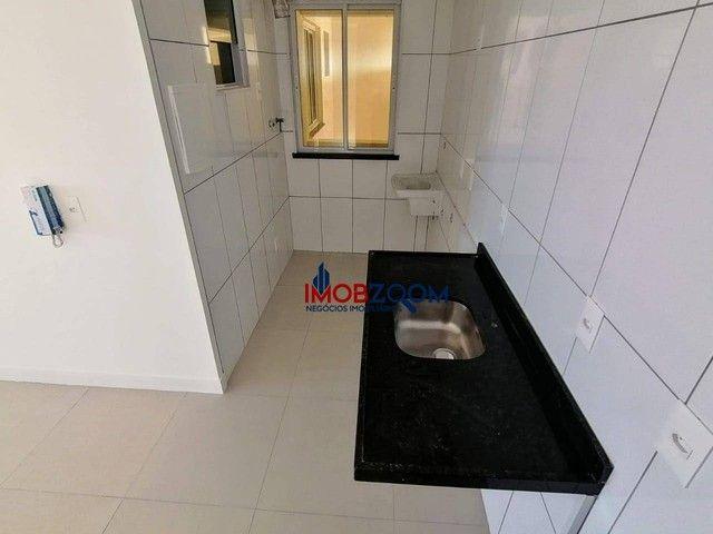 Apartamento com 3 dormitórios à venda, 76 m² por R$ 739.559 - Luciano Cavalcante - Fortale - Foto 13