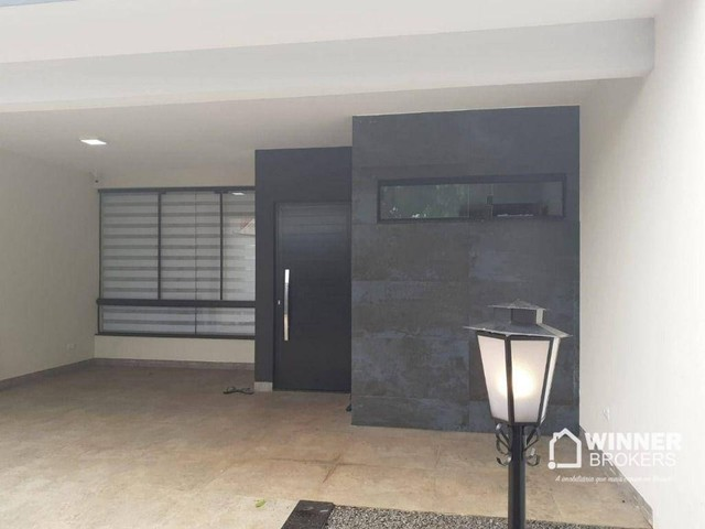Casa com 2 dormitórios à venda, 85 m² por R$ 295.000,00 - Jardim Paulista - Maringá/PR - Foto 4