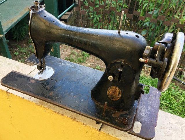 Cabeçote de máquina de costura Alfa, usada, no estado - Foto 5