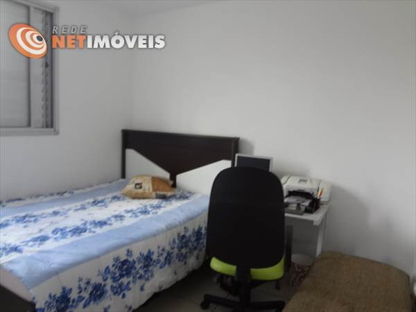 Apartamento à venda com 2 dormitórios em Paquetá, Belo horizonte cod:520666 - Foto 8