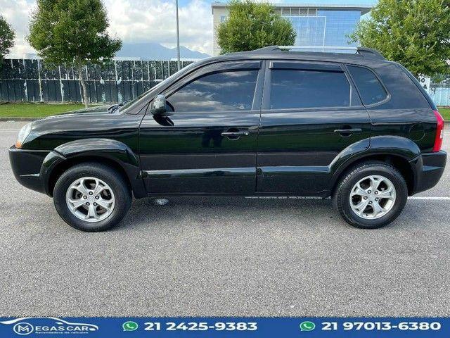 Hyundai Tucson GLS Automatica com GNV - Foto 7