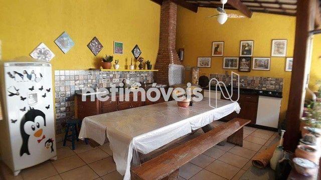 Casa à venda com 3 dormitórios em Braúnas, Belo horizonte cod:813527 - Foto 12