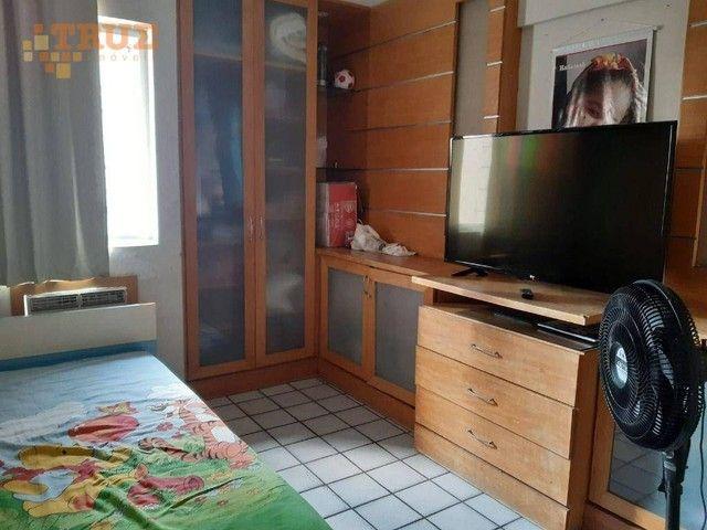 Apartamento com 4 quartos, 143 m² por R$ 780.000 - Espinheiro - Recife/PE - Foto 19