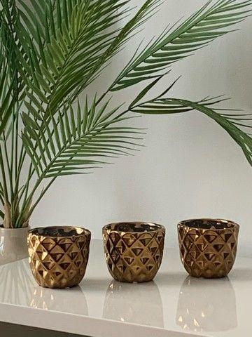 Decoração vasos pequenos