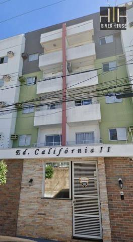 Apartamento com 3 dormitórios à venda, 72 m² por R$ 330.000,00 - Jardim Califórnia - Cuiab
