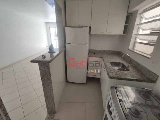 Apartamento com 3 dormitórios para alugar, 90 m² por R$ 2.800,00/mês - Algodoal - Cabo Fri - Foto 2