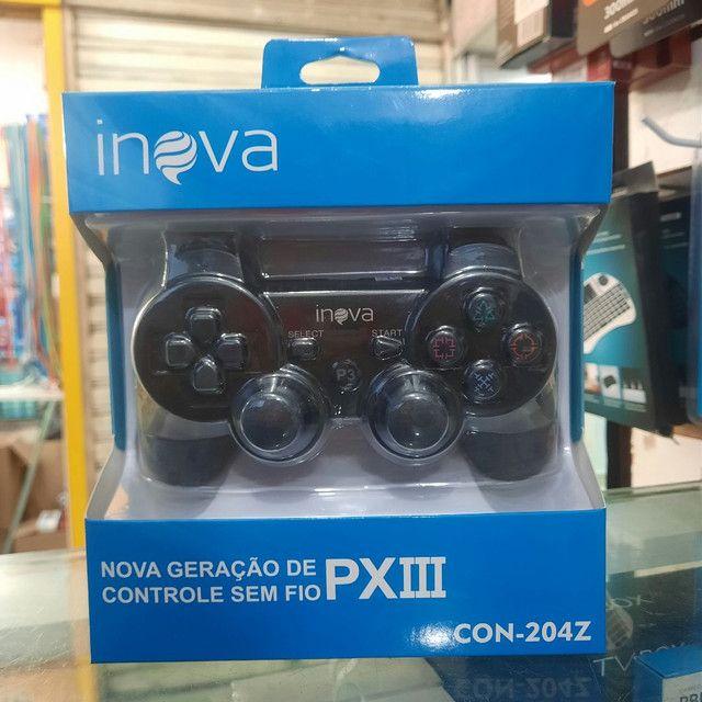 Controle de PS3  - Foto 4