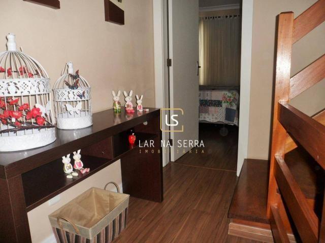 Casa com 3 dormitórios à venda, 120 m² por R$ 680.000,00 - Parque das Hortênsias - Canela/ - Foto 19