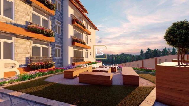 Apartamento à venda, 116 m² por R$ 698.700,00 - Centro - Gramado/RS - Foto 13