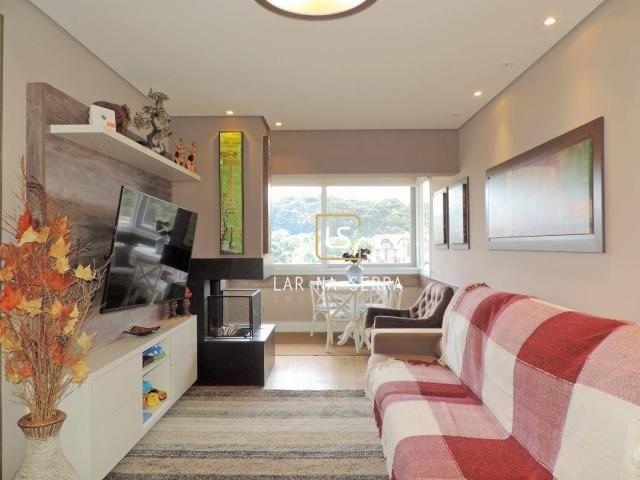 Apartamento com 4 dormitórios à venda, 194 m² por R$ 1.400.000,00 - Centro - Canela/RS - Foto 3