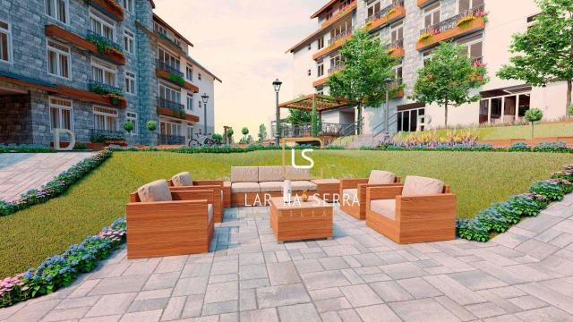 Apartamento à venda, 116 m² por R$ 698.700,00 - Centro - Gramado/RS - Foto 16