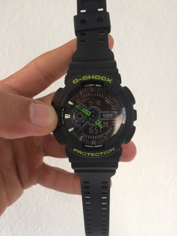 Relógio Casio G-Shock GA-110 A prova d?água  - Foto 6