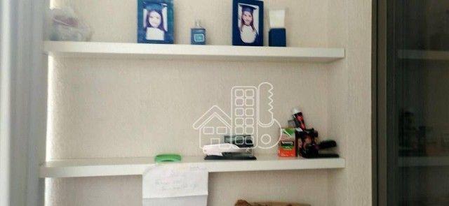 Apartamento com 3 dormitórios à venda, 98 m² por R$ 1.300.000,00 - Icaraí - Niterói/RJ - Foto 20
