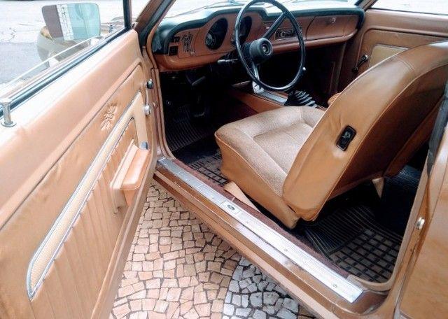 Ford Maverick modelo 1977 original de fábrica  - 2 º dono - Foto 7