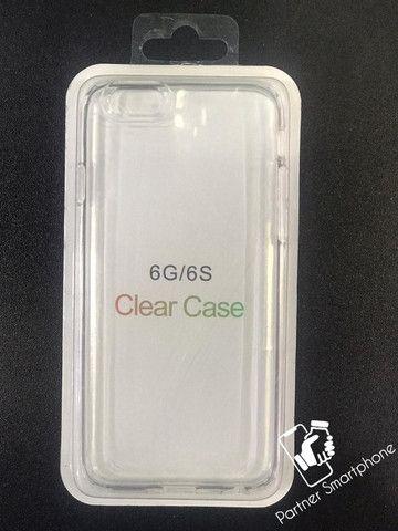 Capa Clear Case Acrílico iPhone 6,6sPlus ,7/8, 7/8 Plus,X,Xs,Xr,Xs Max - Foto 4