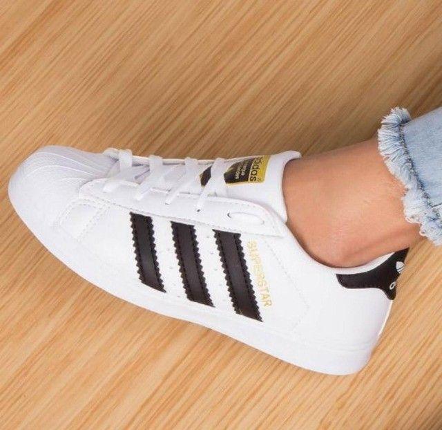 Tênis Adidas Super Star Unisex - Foto 4